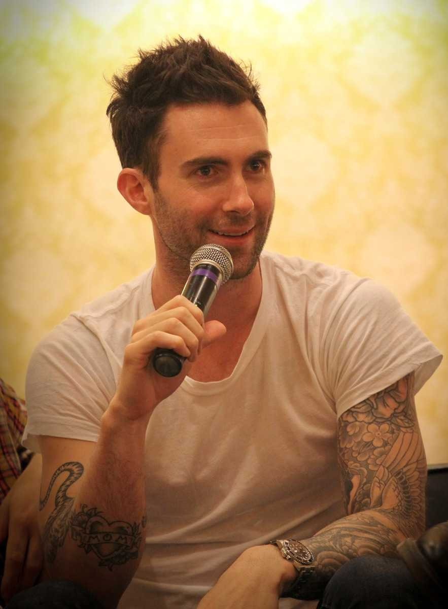 Birth chart adam levine pisces zodiac sign astrology nvjuhfo Images