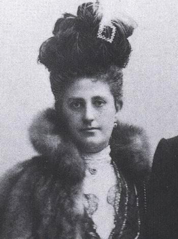 Archduchess of Austria (1862) Maria Theresia (Virgo)