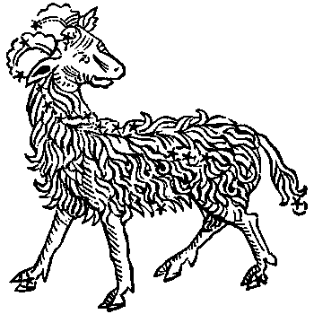 Aries, the Ram.