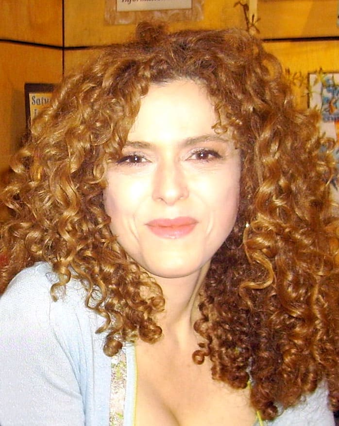 Bernadette Peters (Pisces)