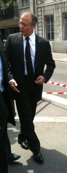 Bernard Lacombe