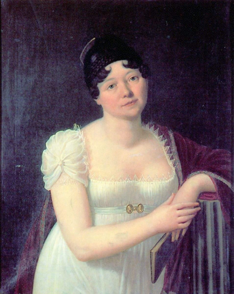 Caroline von Wolzogen (Aquarius)