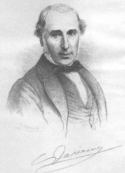 Casimir Davaine