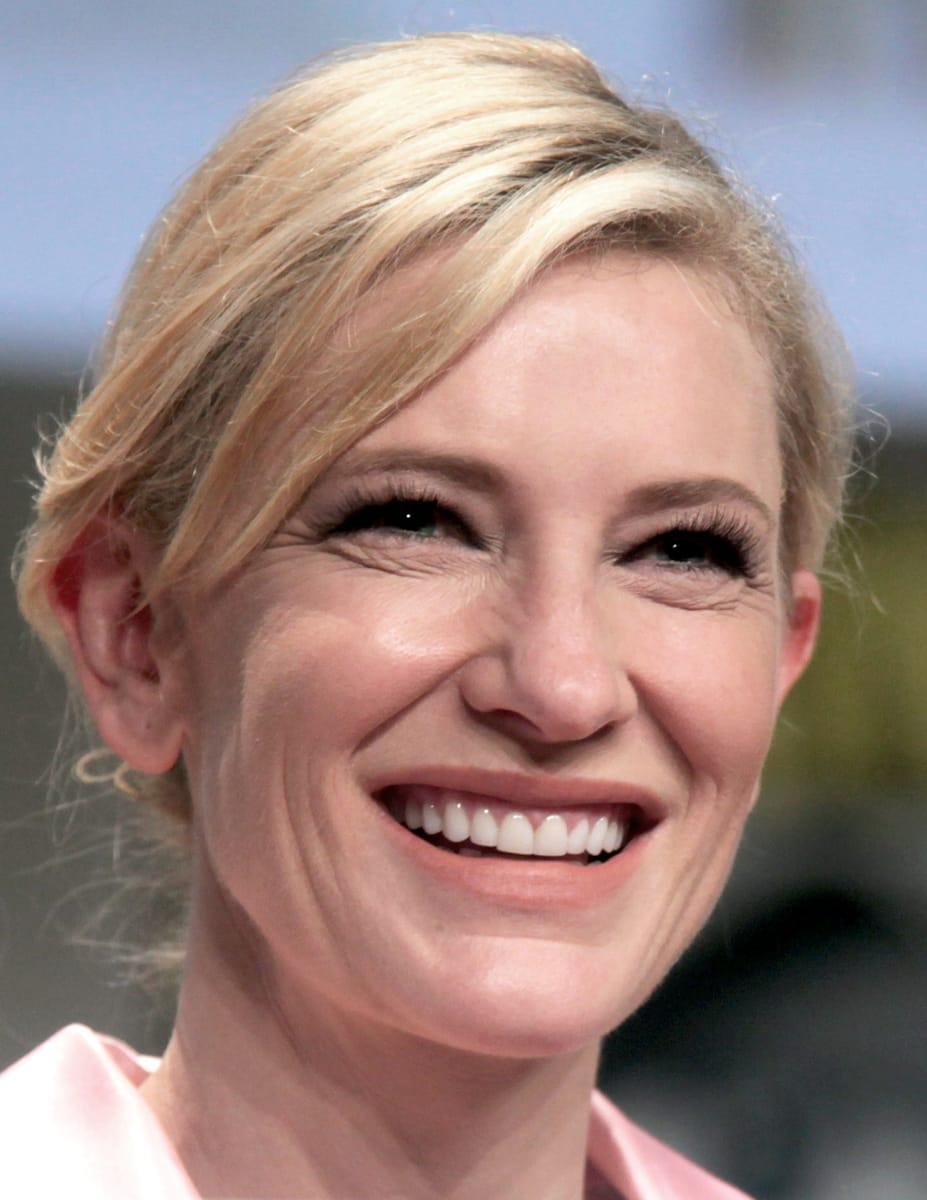 Cate Blanchett (Taurus)