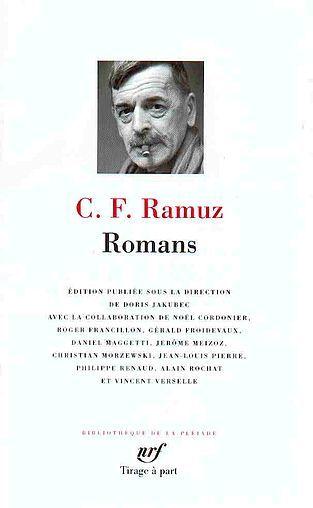 Charles Ferdinand Ramus
