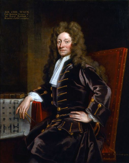 Christopher Wren (Libra)