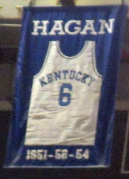 Cliff Hagan