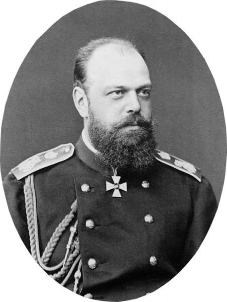 Czar of Russia Alexander III