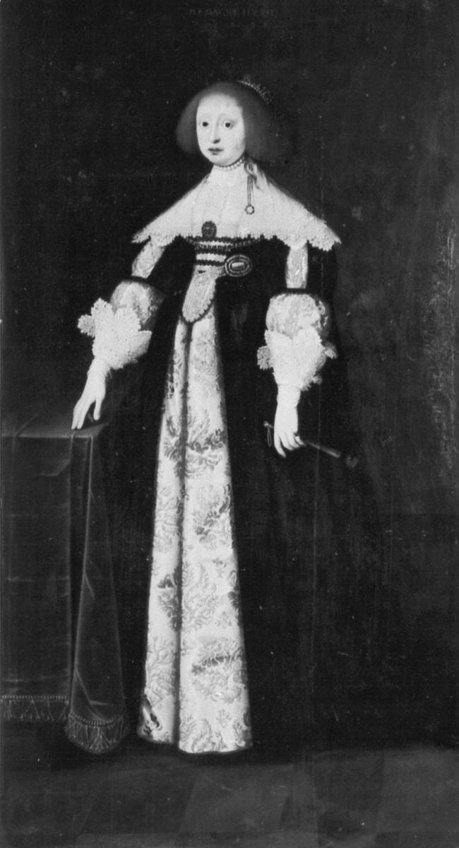 Duchess of Holstein-Gottorp Marie Elisabeth (Scorpio)