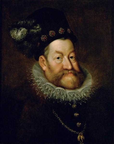 Holy Roman Emperor Rudolph II