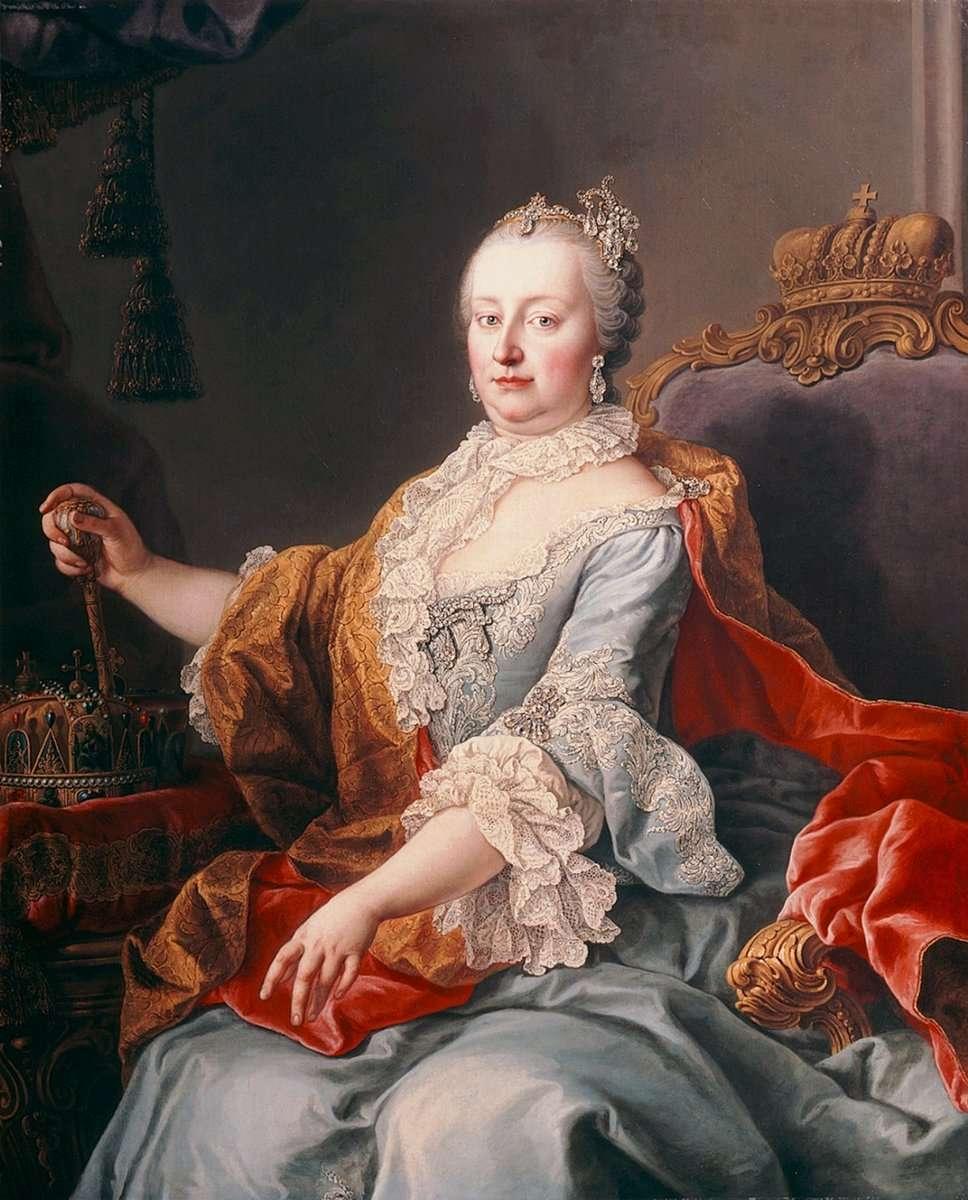 Holy Roman Empress Maria Therese (Taurus)