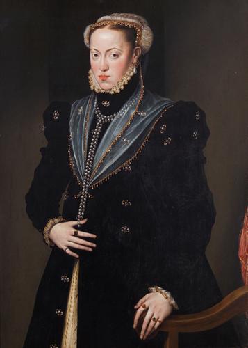 Holy Roman Empress Maria of Austria (Gemini)