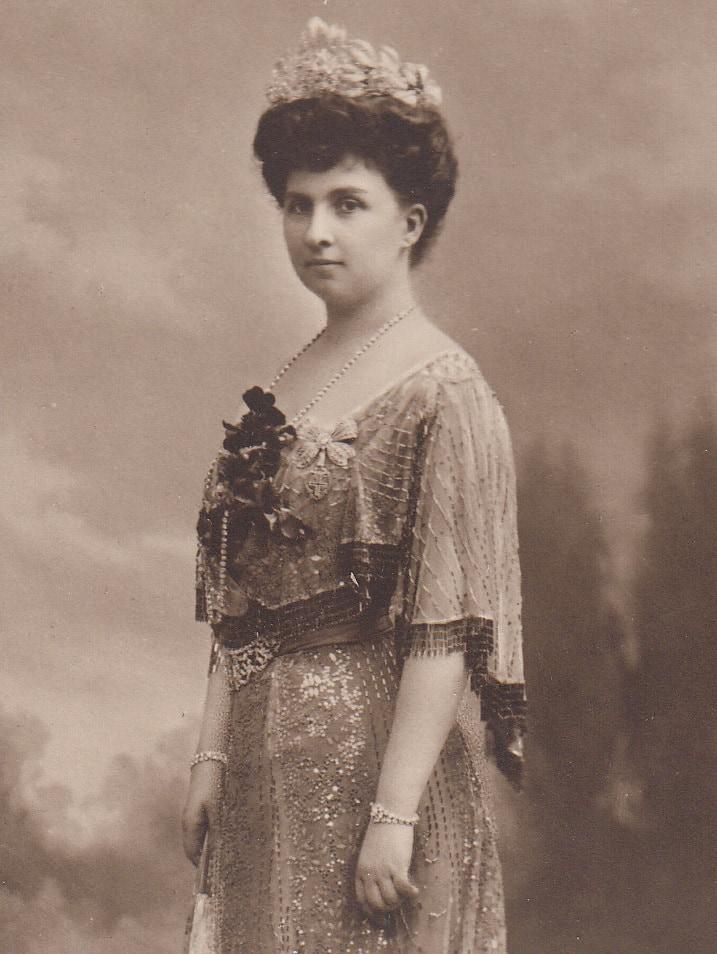 Infanta of Spain Blanca (Virgo)