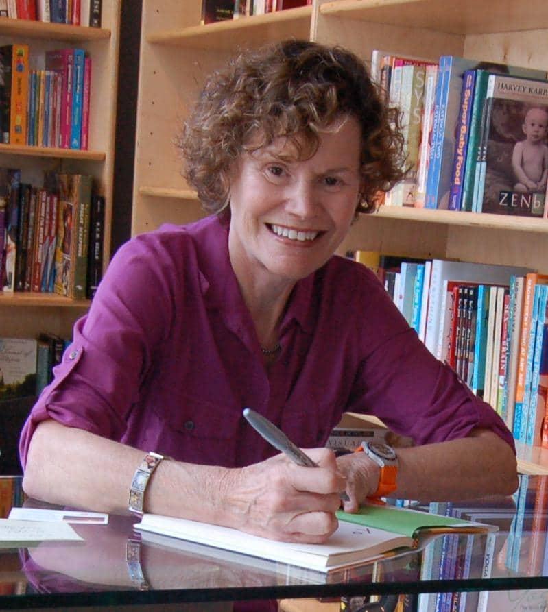 Judy Blume (Aquarius)