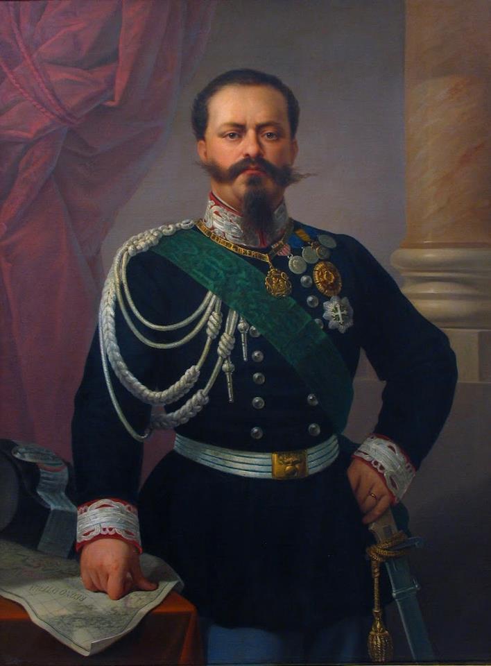 King Victor Emmanuel II (Pisces)