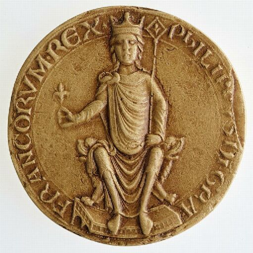 King of Flanders Philip II (Leo)