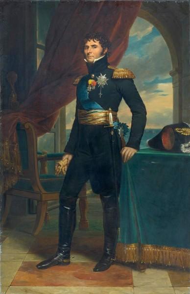King of Sweden Carl XIV Johan