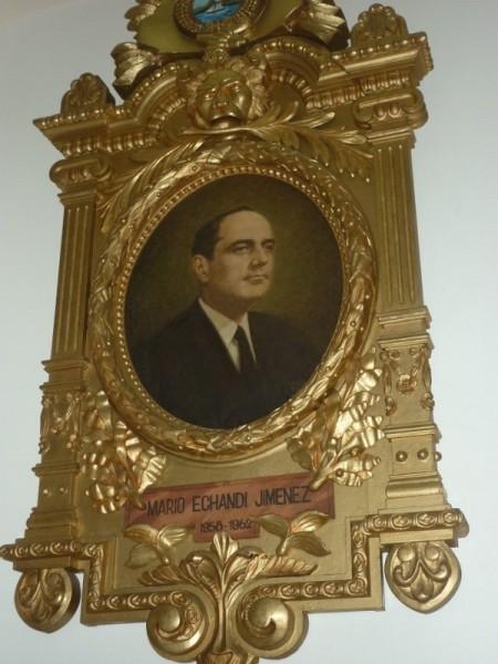 Mario Echandi Jimenez