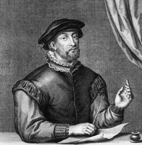 Petrus Lotichius Secundus