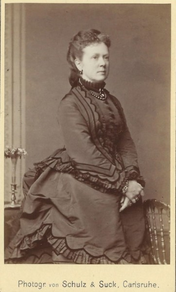 Princess of Baden Leopoldine