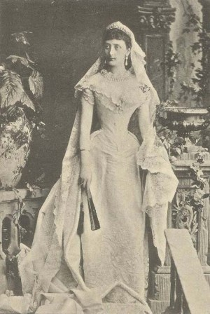 Princess of Windisch-Graetz Marie