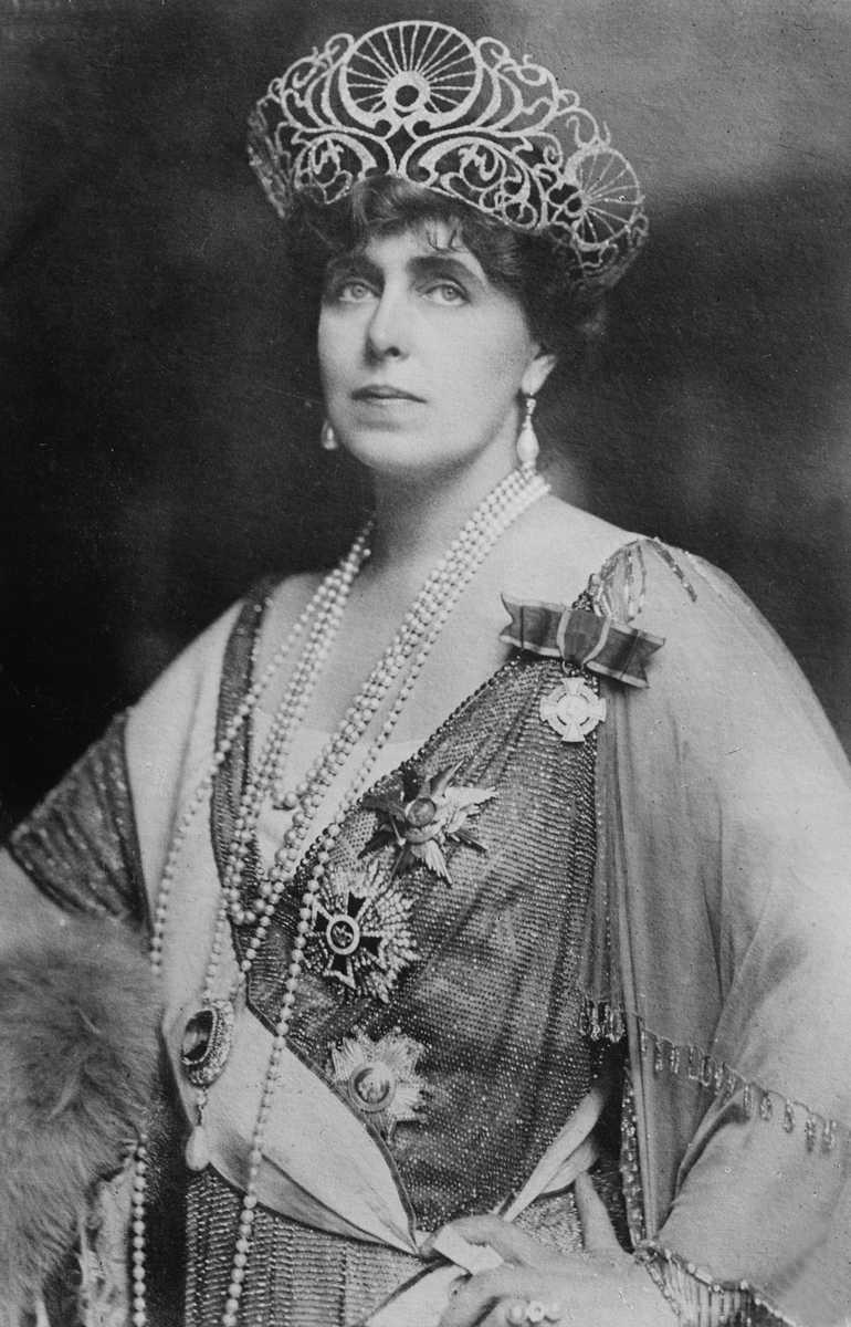 Queen of Romania Marie (Scorpio)