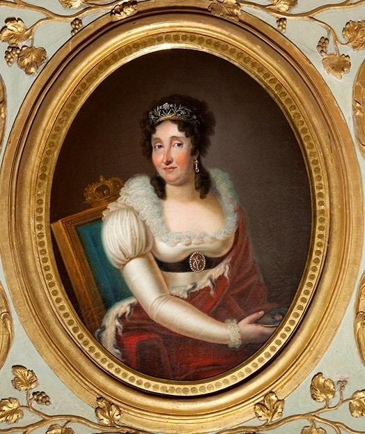 Queen of Sardinia Maria Teresa (Scorpio)