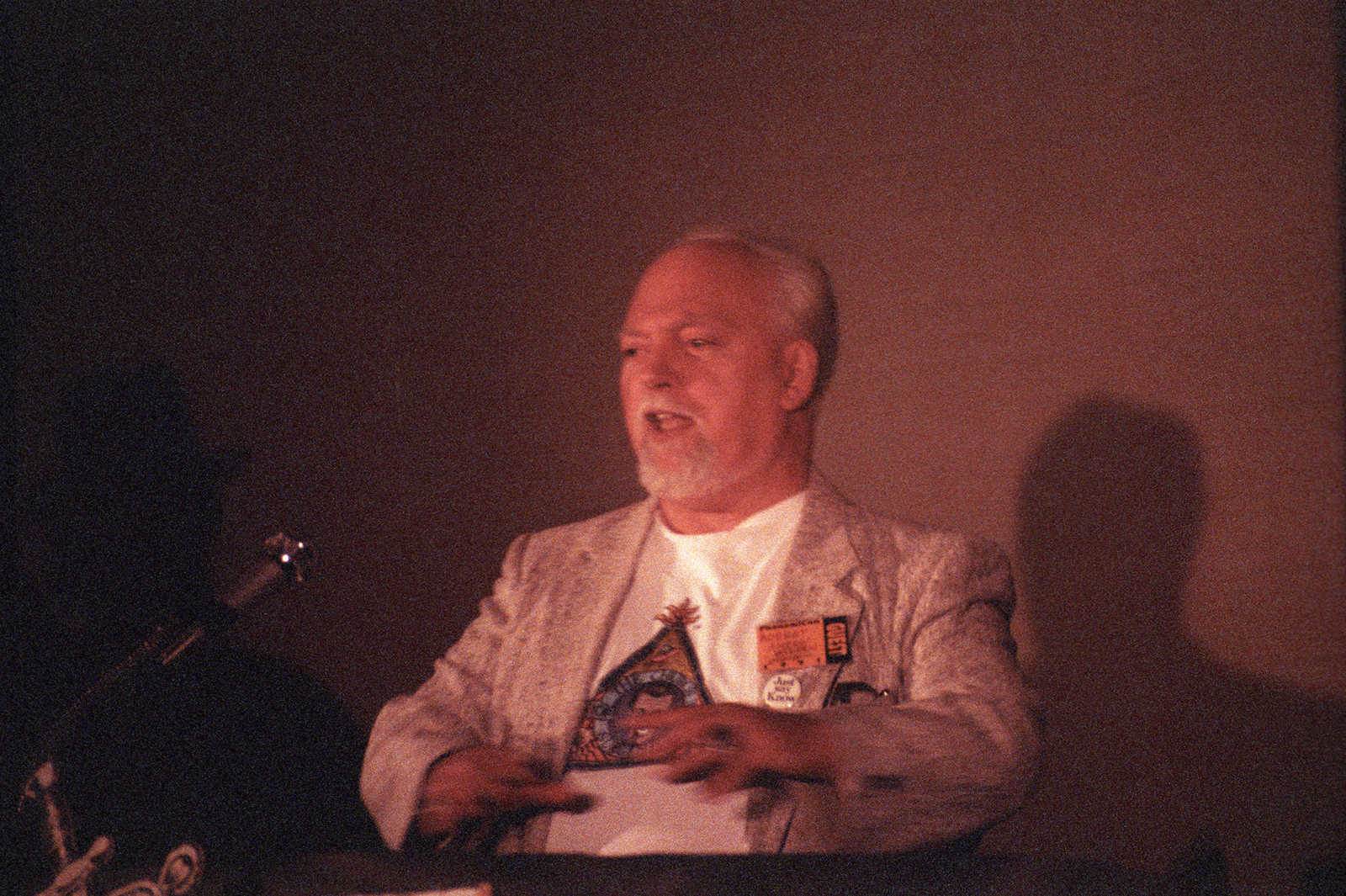 Robert Anton Wilson (Capricorn)