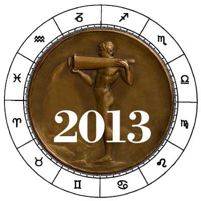 Aquarius 2013 Horoscope