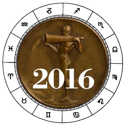 Aquarius 2016 Horoscope