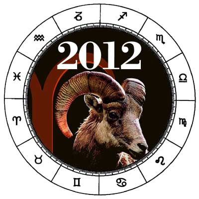 Aries 2012 Horoscope.