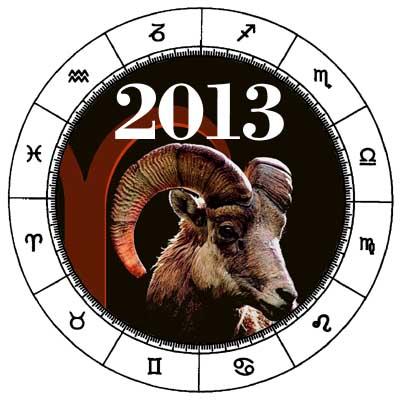 Aries 2013 Horoscope