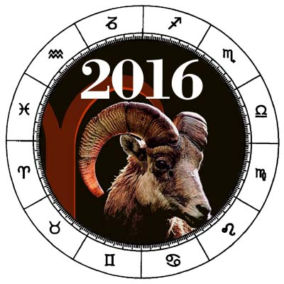 Aries 2016 Horoscope