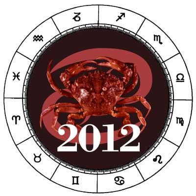 Cancer 2012 Horoscope