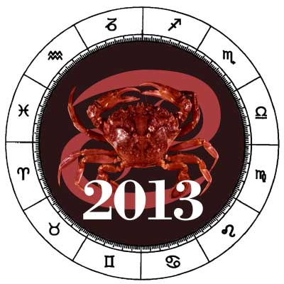 Cancer 2013 Horoscope
