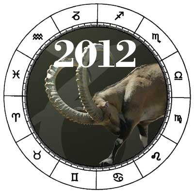 Capricorn 2012 Horoscope.