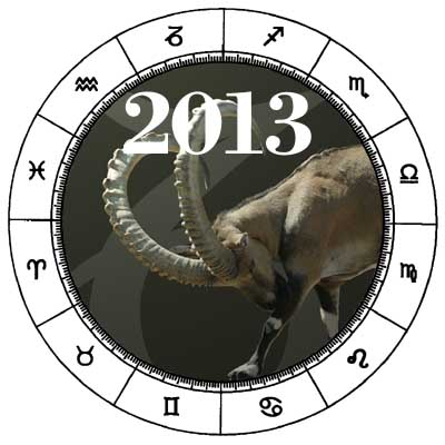 Capricorn 2013 Horoscope