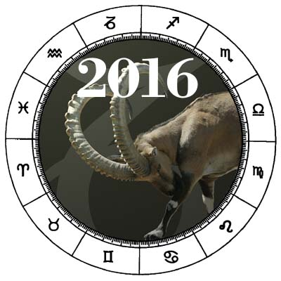 Capricorn 2016 Horoscope