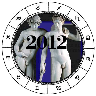Gemini 2012 Horoscope.
