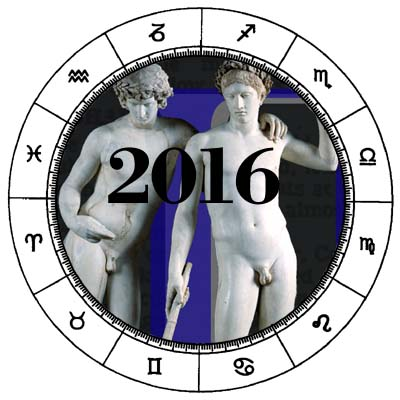 Gemini 2016 Horoscope