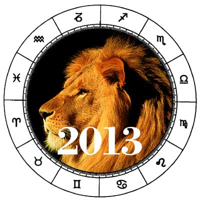 Leo 2013 Horoscope