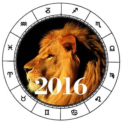 Leo 2016 Horoscope