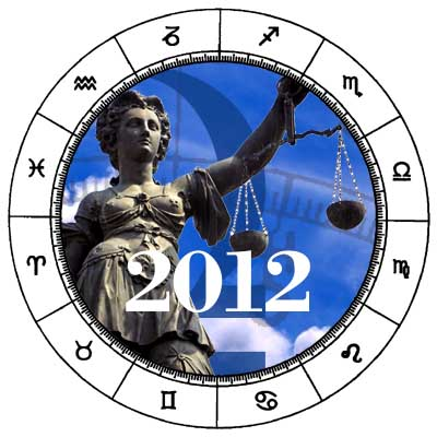 Libra 2012 Horoscope.