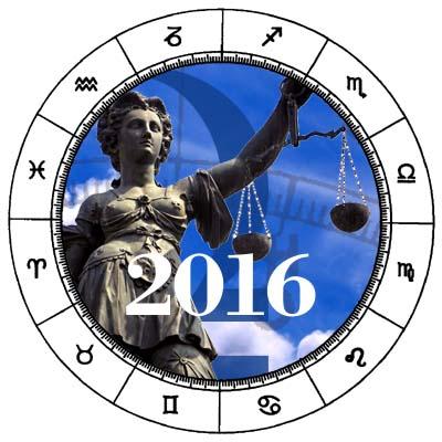 Libra 2016 Horoscope