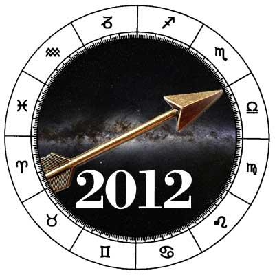 Sagittarius 2012 Horoscope.