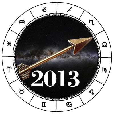 Sagittarius 2013 Horoscope