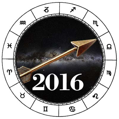 Sagittarius 2016 Horoscope
