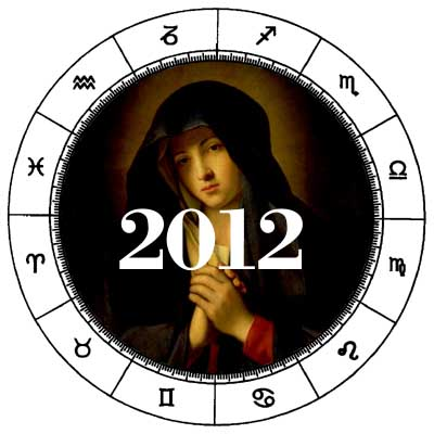 Virgo 2012 Horoscope.