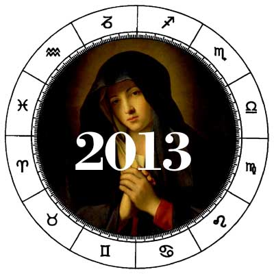 Virgo 2013 Horoscope