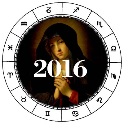 Virgo 2016 Horoscope